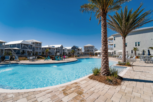 Prominence on 30A - South Side Pool