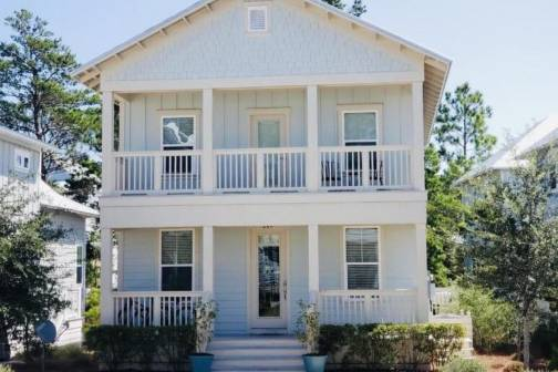 30A Beach House - Shoreline Vacation Rental