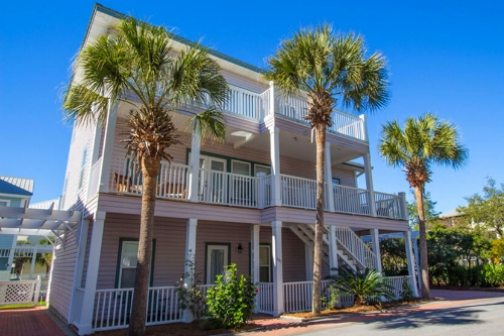 5 Bedroom 30A Beach House Vacation Rental - Sanibel