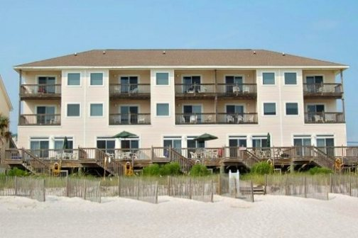 Southern Exposure Townhome Vacation Rental in Panama City Beach