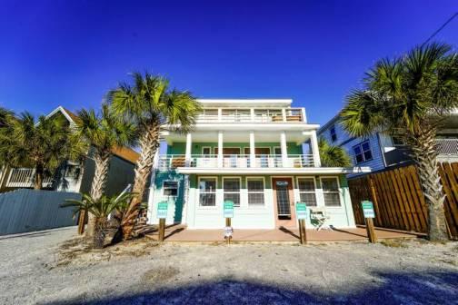 6800 Gulf Drive Beach House - Sleeps 20 - Vacation Rental in Panama City Beach