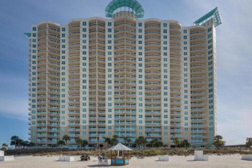 Aqua Beach Resort Condo Rentals by Panhandle Getaways