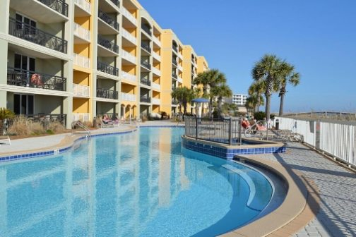 Azure Resort Vacation Rentals in Ft. Walton Beach