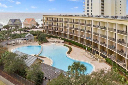 Beach Resort Rental in Destin Florida by Panhandle Getaways