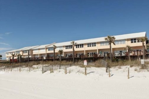 Beachside West Townhomes Vacation Rentals in Panama City Beach