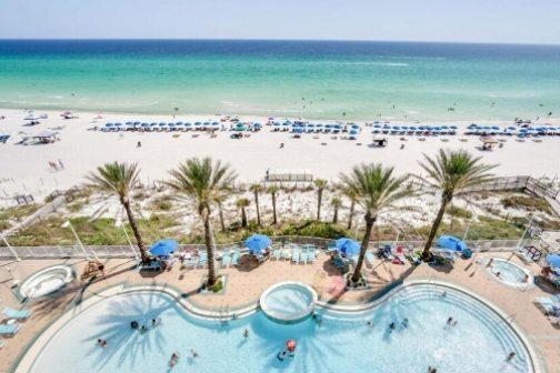 Boardwalk Beach Resort Condo Rental in Panama City Beach