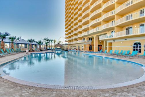 Calypso Tower 3 - New Resort in Panama City Beach