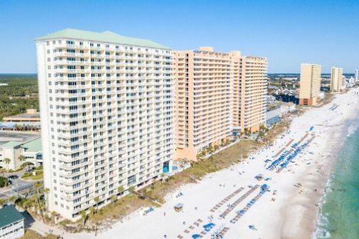 Celadon Beach Resort Vacation Rentals in Panama City Beach