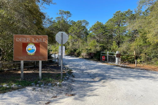 Deer Lake State Park - Prominence on 30A Beach Access Points