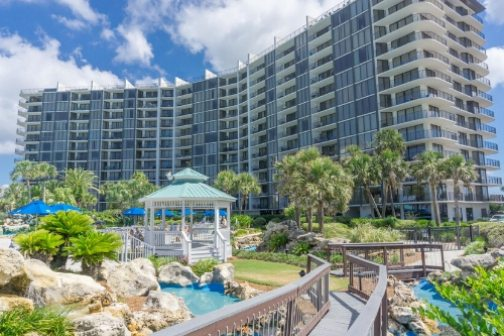 Edgewater Beach Resort Vacation Rentals in Panama City Beach