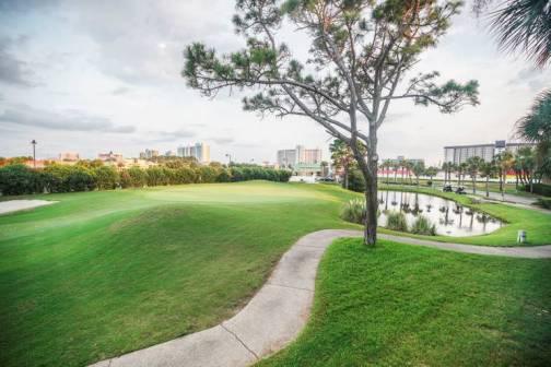 Edgewater Golf Villa 1213 Golf Course Vacation Rental in Panama City Beach