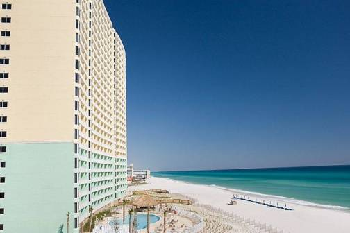 Emerald Beach 1033 Vacation Rental in PCB