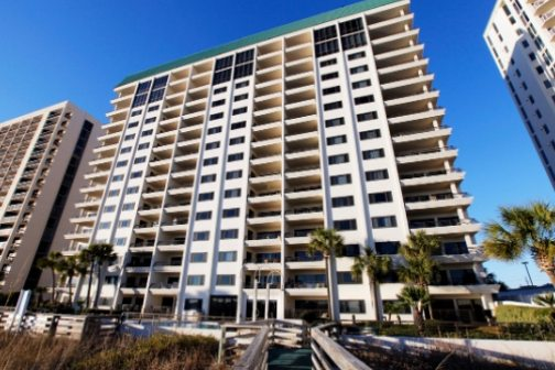 Emerald Towers Condo Rental in Destin Florida by Panhandle Getaways