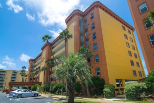 Gulf Dunes Condo Rentals in Ft. Walton Beach Florida