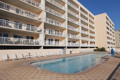 Islander Beach Resort Condo Rentals at Ft Walton Beach Florida