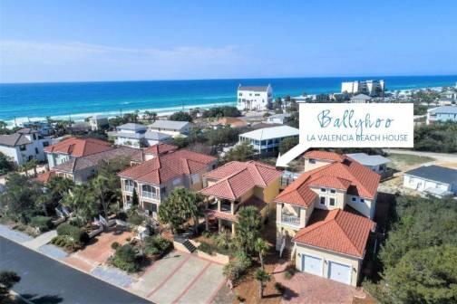 La Valencia Beach Resort - Ballyhoo Vacation Rental in Panama City Beach