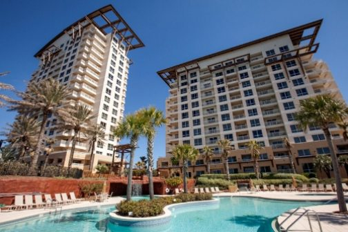 Luau Towers at Sandestin Beach & Golf Resort in Destin by Panhandle Getaways