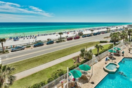 Majestic Sun Resort Vacation Rentals in Destin Florida by Panhandle Getaways
