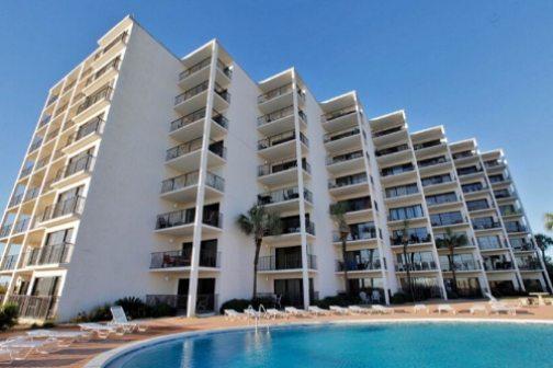 Vacation Rentals at Moondrifter Condominiums in Panama City Beach