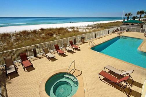 Ocean Ritz Vacation Rentals by Panhandle Getaways