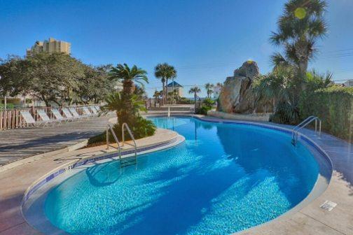 Condo Rental in Panama City Beach at Portside Resort