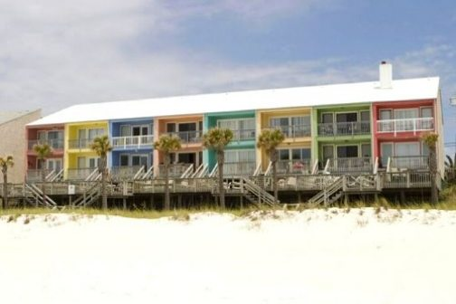 Vacation Rental Townhomes - Panama City Beach - Premier Townhomes