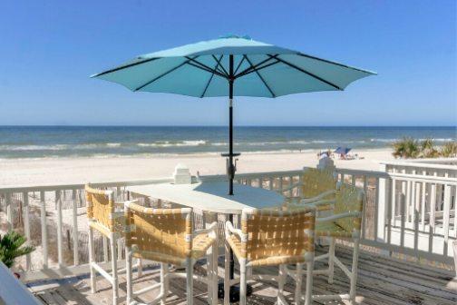 Beachfront Townhome Vacation Rental in Panama City Beach - Sailfish 7