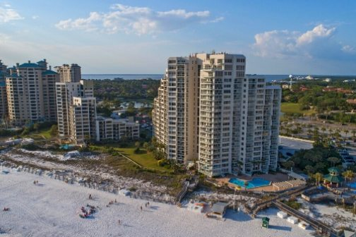 Beachside Towers at Sandestin Beach & Golf Resort by Panhandle Getaways
