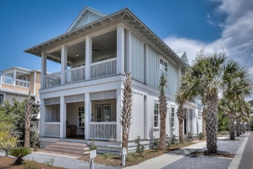 4 Bedroom 30A Beach House Vacation Rental - Pirate's Smile