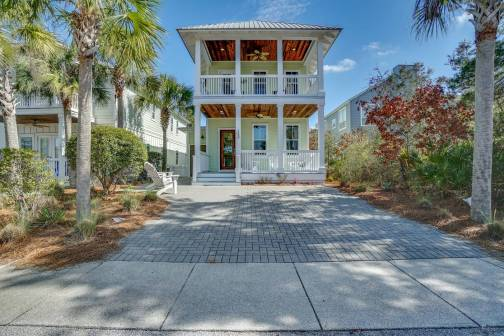 Snazzy Crab Beach house on 30A Vacation rental