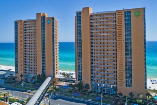 Vacation Rentals in Panama City Beach at Splash Beach Resort