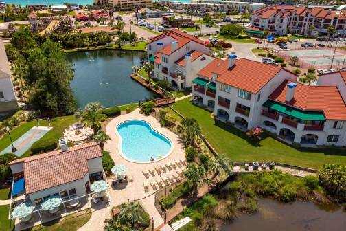 St Thomas Square Vacation Rentals in PCB