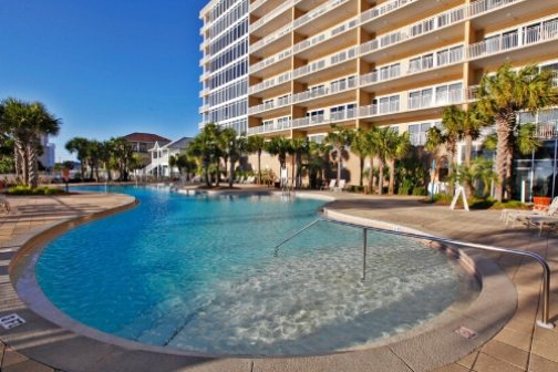 Vacation Rentals at Sterling Beach Resort in Panama City Beach