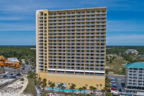 Sterling Reef Resort Vacation Rentals in Panama City Beach