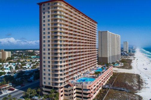 Condo Rentals at Sunrise Beach Resort in Panama City Beach Florida
