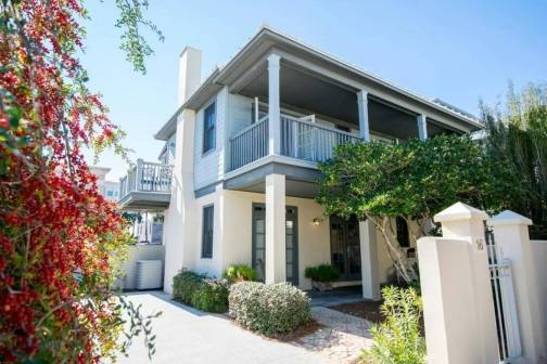 Villas at Sunset Beach Vacation Rental on 30A