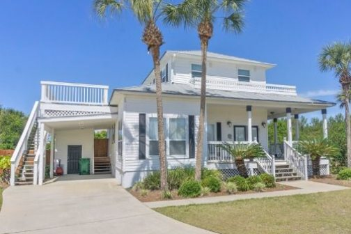 30A Beach House with Private Pool on 30A - Walking on Sunshine